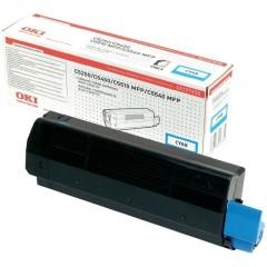 Toner do tiskárny Originální toner OKI 42127456 (Azurový)