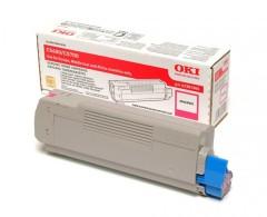 Toner do tiskárny Originální toner OKI 43381906 (Purpurový)