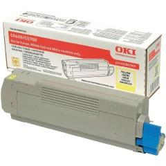 Toner do tiskárny Originální toner OKI 43381905 (Žlutý)