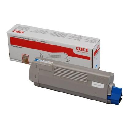 Originální toner OKI 44315307 (Azurový)