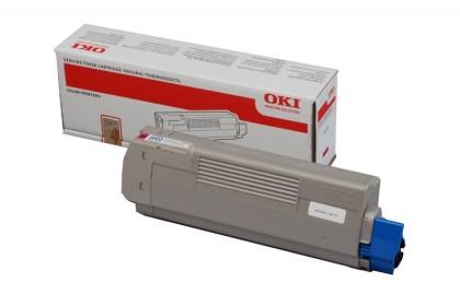 Originální toner OKI 44315306 (Purpurový)