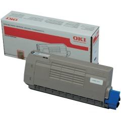 Toner do tiskárny Originální toner OKI 44318608 (Černý)