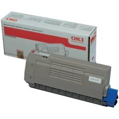 Toner do tiskárny Originální toner OKI 44318606 (Purpurový)