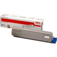 Toner do tiskárny Originální toner OKI 44643004 (Černý)