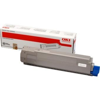 Originální toner OKI 44643004 (Černý)