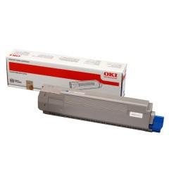 Toner do tiskárny Originální toner OKI 44643003 (Azurový)