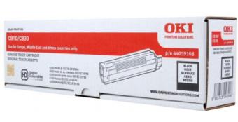 Originální toner OKI 44059108 (Černý)