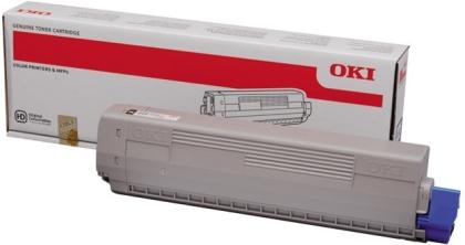 Originální toner OKI 44844616 (Černý)