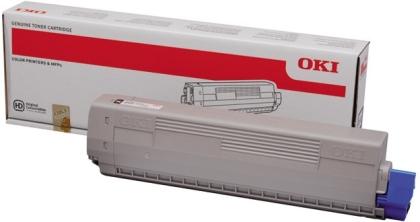 Originální toner OKI 44844615 (Azurový)