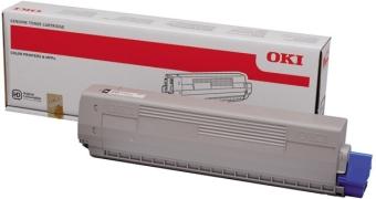 Originální toner OKI 44844613 (Žlutý)