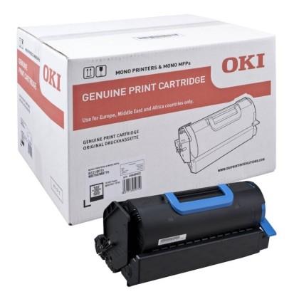 Originální toner OKI 45488802 (Černý)