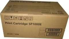 Toner do tiskárny Originální toner Ricoh SP1000E (Černý)