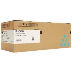 Toner do tiskárny Originální toner Ricoh 406480 (Azurový)