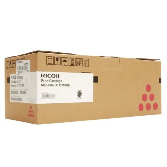 Originální toner Ricoh 406481 (Purpurový)