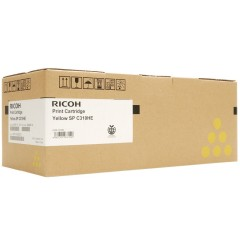 Toner do tiskárny Originální toner Ricoh 406482 (Žlutý)
