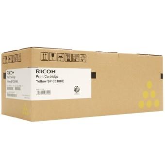 Originální toner Ricoh 406482 (Žlutý)
