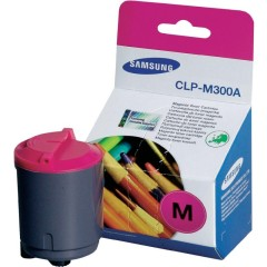 Toner do tiskárny Originální toner SAMSUNG CLP-M300A (Purpurový)