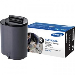 Toner do tiskárny Originální toner Samsung CLP-K350A (Černý)