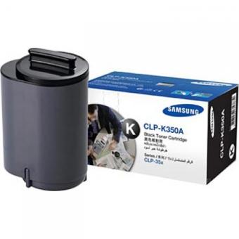 Originální toner Samsung CLP-K350A (Černý)
