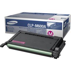 Toner do tiskárny Originální toner SAMSUNG CLP-M600A (Purpurový)