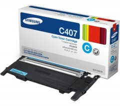 Toner do tiskárny Originální toner Samsung CLT-C4072S (Azurový)