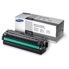 Toner do tiskárny Originální toner Samsung CLT-K506L (Černý)