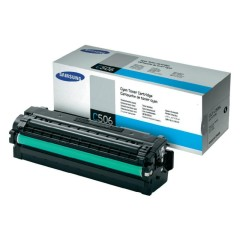 Toner do tiskárny Originální toner Samsung CLT-C506S (Azurový)