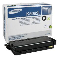 Toner do tiskárny Originální toner Samsung CLT-K5082L (Černý)