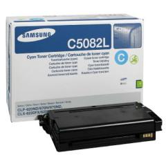 Toner do tiskárny Originální toner Samsung CLT-C5082L (Azurový)