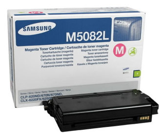 Originální toner Samsung CLT-M5082L (Purpurový)
