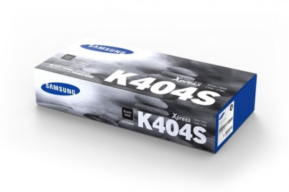 Originální toner Samsung CLT-K404S (Černý)