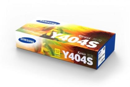Originální toner Samsung CLT-Y404S (Žlutý)
