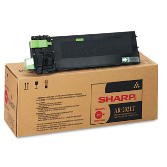 Originální toner Sharp AR-202LT (Černý)