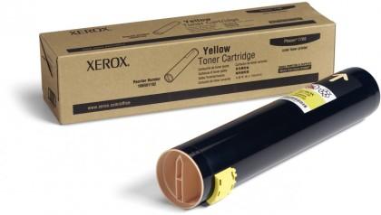 Originální toner Xerox 106R01162 (Žlutý)