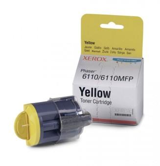 Originální toner Xerox 106R01204 (Žlutý)