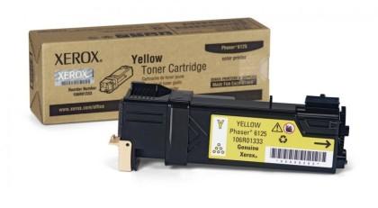 Originální toner XEROX 106R01337 (Žlutý)