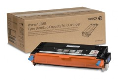 Toner do tiskárny Originální toner XEROX 106R01400 (Azurový)