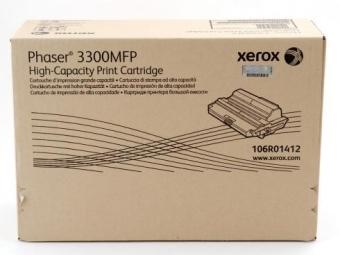 Originální toner Xerox 106R01412 (Černý)