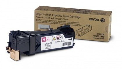 Originální toner XEROX 106R01457 (Purpurový)
