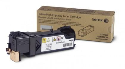 Originální toner XEROX 106R01458 (Žlutý)
