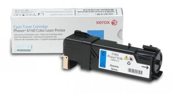 Originální toner XEROX 106R01481 (Azurový)