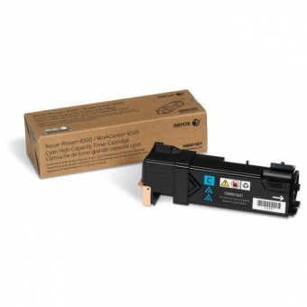 Originální toner Xerox 106R01601 (Azurový)