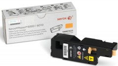 Toner do tiskárny Originální toner XEROX 106R01633 (Žlutý)
