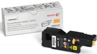 Originální toner XEROX 106R01633 (Žlutý)