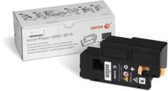 Toner do tiskárny Originální toner XEROX 106R01634 (Černý)