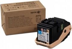 Toner do tiskárny Originální toner Xerox 106R02606 (Azurový)