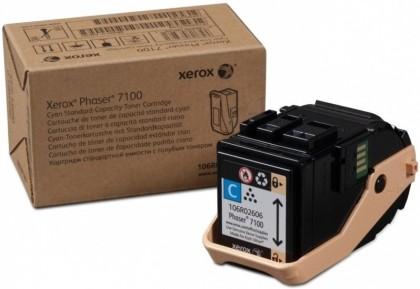 Originální toner Xerox 106R02606 (Azurový)