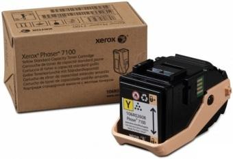 Originální toner Xerox 106R02608 (Žlutý)