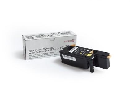 Originální toner Xerox 106R02762 (Žlutý)