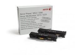 Toner do tiskárny Originální toner Xerox 106R02782 (Černý)